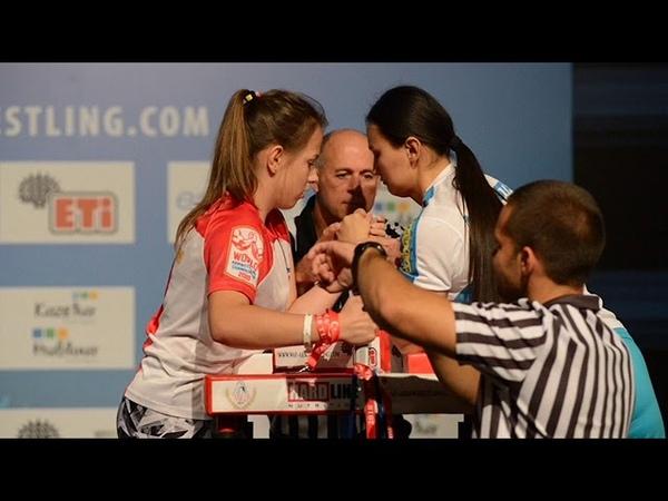 World Armwrestling Championship 2018 WAF DAY 1 ЧМ 2018 Юниоры