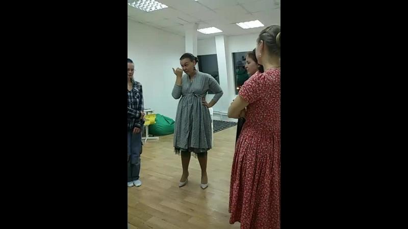 Новый учебный год в школе Все поют. Вокальная импровизация от Екатерины Матвеевой.