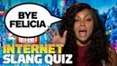 Ralph Breaks the Internet Taraji P Henson Takes IGN's Internet Slang Quiz