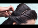 New hairstyles 2018 for Party/wedding | Hair style girl | Easy Hairstyle for long hair | Hairstyles