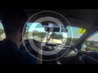 КВМ Пенза 2018 Июль Занятие на трассе Пенза - Тамбов
