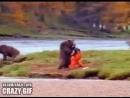 кунг-фу панда в Сибири