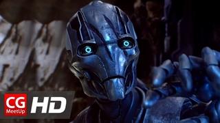 Sci-Fi Short Film: NEST 05 by Dario Bonito | CGMeetup