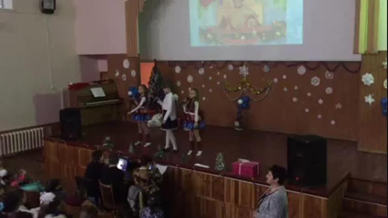 День Святого Николая в школе !