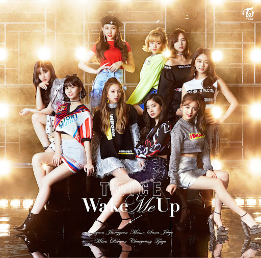 Twice альбом Wake Me Up