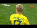 Александр ЗИНЧЕНКО в матче УкраинаСловакия (20мин)