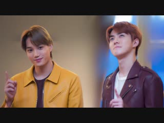 [lotte duty free]  ldf '냠(yum)' campaign with 엑소(exo) making film