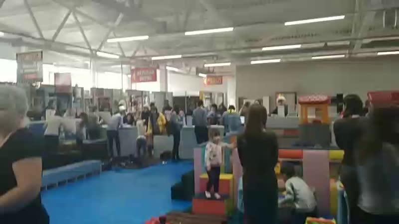 Открытие нового Игропарка Остров Сокровищ в Новочебоксарске!