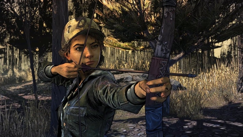 The Walking Dead The Final Season Comic Con Teaser