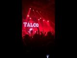 Talco Bella Ciao (концерт в Москве 06.10.18)
