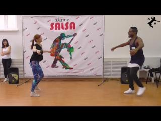 Adonis Santiago - Svetlana Vasilieva-Timba in couple ,Penza (2).mp4