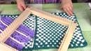 Плетение на рамке без сшивания Weave on the frame without stitching ХоббиМаркет