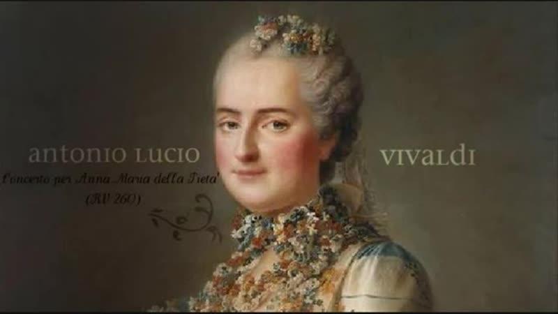 5. A. Vivaldi_ RV 260 _ Concerto for Anna Maria for violin, strings b.c. in E flat major _ S. Mintz