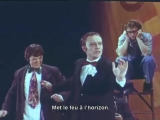 Андрей Миронов в спектакле театра Сатиры