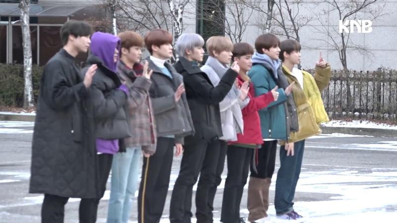 181214엔시티 nct127, KBS 뮤직뱅크[Music Bank] 출근길직캠 (NCT 127 'MusicBank')