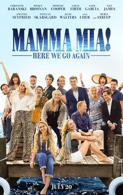 Mamma Mia 2! Here We Go Again (2018)