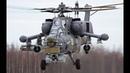 Elicotteri dattacco corazzati Mi 28 e forze armate della Federazione - Российские ударные в