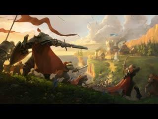 Стала бесплатной MMORPG Albion Online Обзор (стрим) #EvrialGaming