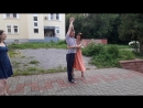 Спонтанный open air по аргентинскому танго