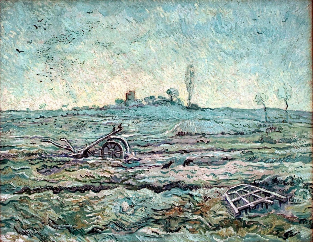 Бирюзовый Ван Гог