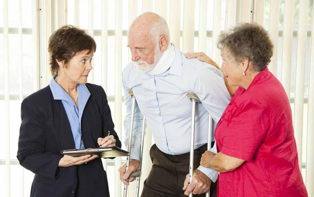 Медицинские устройства, такие как костыли, являются неотъемлемой частью процесса заживления.