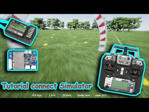 ✔ 4 способа подключения аппаратуры управления FlySky fs-i6 к компьютеру fs-x6b