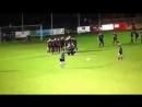Best freek-kick routine Ive ever seen!