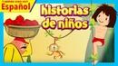 Historias de niños - historias de éxito en español para niños || KIDS HUT SPANISH STORIES