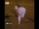 В Уфе обнажённая женщина бегала по улице и бросалась на прохожих