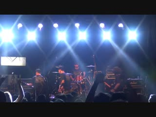 BERSIMBAH DARAH - Live At Grind To Death Festival 2015 (vk.com/afonya_drug)