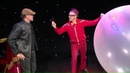 Michael Rooker Meets Smarty Pants and His Big Balloon Show