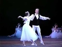 7й вальс Шопениана Alla Dmitrieva and Sacha Lunev 1989 year Mariinsky theatre
