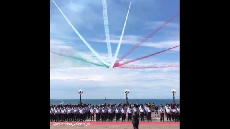 Taranto Frecce Tricolori - 29 Giugno 2018