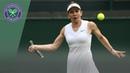 Match Point: Simona Halep vs Shuai Zhang Wimbledon 2019 quarter-finals