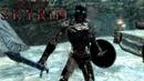 The Elder Scrolls V Skyrim 3! Ветреный пик святилище! Золотой коготь, Драугр повелитель