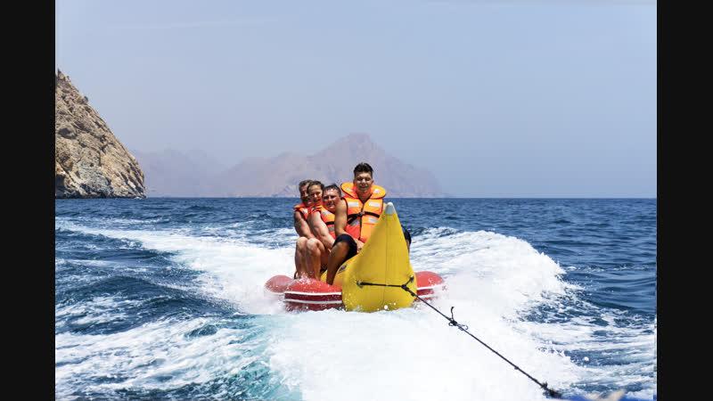 Круиз в Оман. Экскурсии в Эмиратах от Шан Турс.