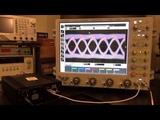 TSP #27 - Experiments and Demo of an Agilent DSA-X 96204Q 160GSs 62GHz Oscilloscope