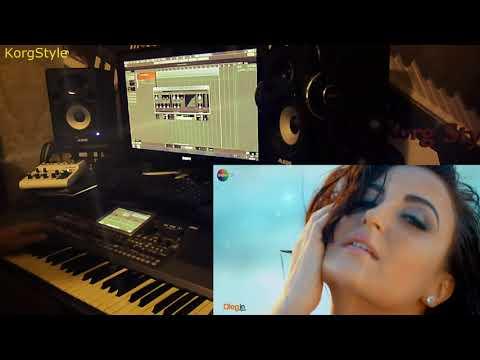 KorgStyle Russian Style -Горькая Калина (Korg Pa 900) EuroDisco80 Remix 2018 New