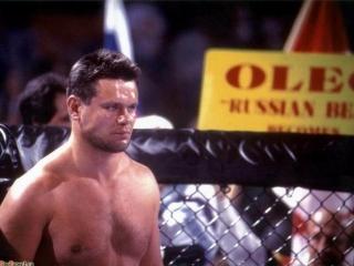Олег Тактаров в UFC 7