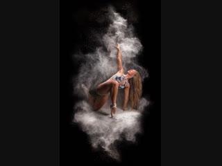 Восточный танец в исполнении Валентины Соломиной