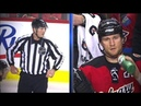 NHL Players vs Referees