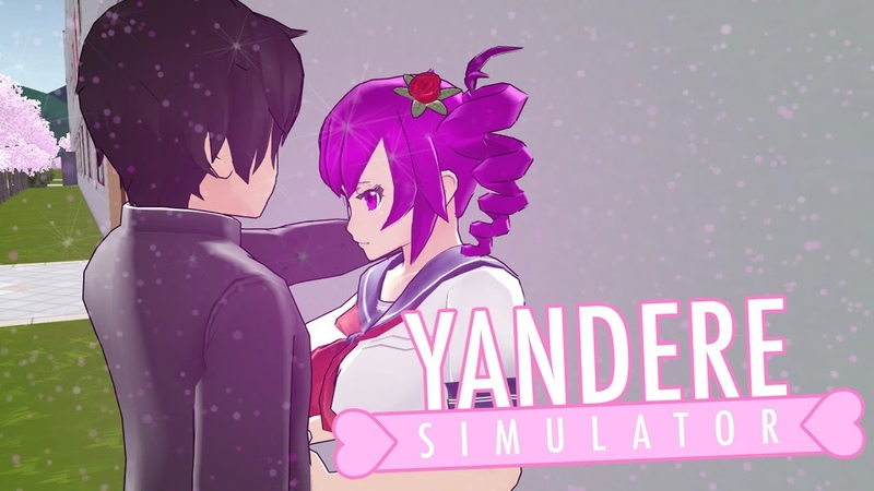 ЛЮБОВЬ МОРКОВЬ Yandere Simulator