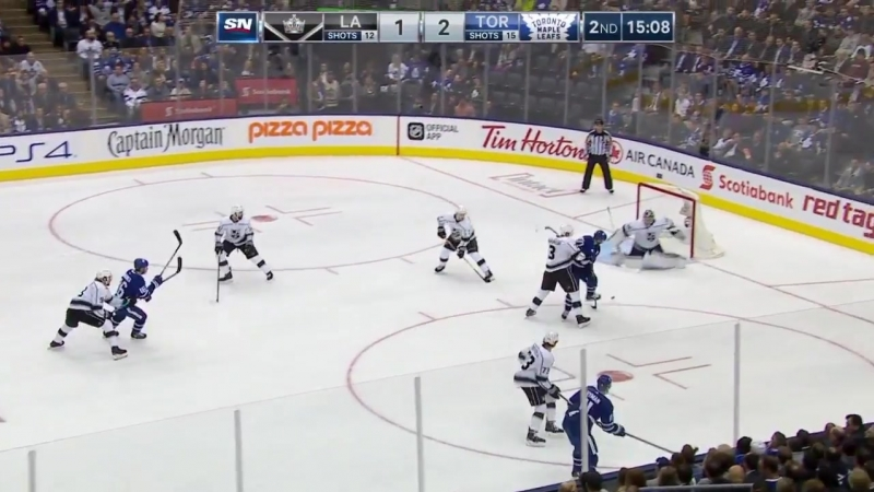Los Angeles Kings vs Toronto Maple Leafs Oct 15 2018 Game Highlights NHL 18 19 Обзор Матча