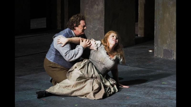 Giacomo Puccini - Manon Lescaut / Манон Леско: Монастырская, Кунде (Barcelona, 2018) spa. sub.