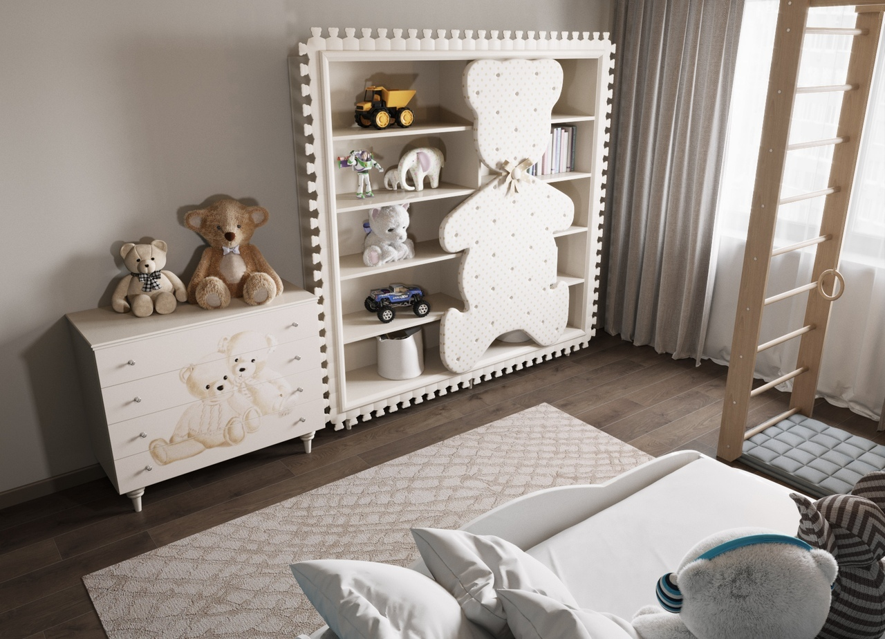 Дизайн 2-х комнатной квартиры.