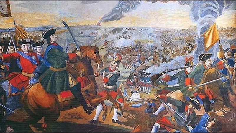 Полтавская битва (рассказывает историк Герман Артамонов и др.)