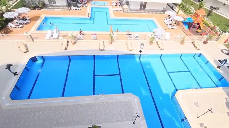 Недвижимость в Анталии Турция Квартиры в красивом жилом комплексе