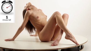 Drawing from Reference - Female Anatomy - Nude Session 5# (Free Photo References)