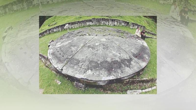 Смотри и думай...История 170.Руины Сармизегетузы. Румыния. .The Ruins Of Sarmizegetusa. Romania.