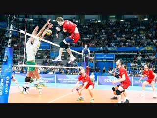 Top 15 Plays. Incredible Rally. FIVB Mens WCH 2018.
